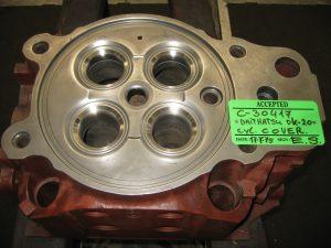 Daihatsu DK20 Cylinder Head